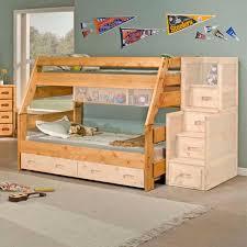 bunkhouse twin over full bunk bed nebraska furniture mart