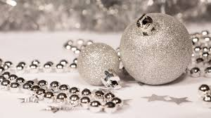 silver ornaments wallpaper wallpapers 51546