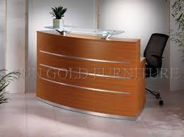 Wholesale Reception Desk China Wholesale Modern Curved Wood Reception Desk Sz Rt039