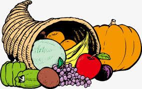 fruit and vegetable baskets vegetables fruit baskets vector basket vegetable and fruit