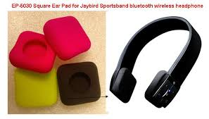 best 50mm soft headset square foam ear pads replacement ear