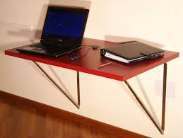 Computer Wall Desk Folding Wall Table U2014 All Home Ideas And Decor Automatic Folding
