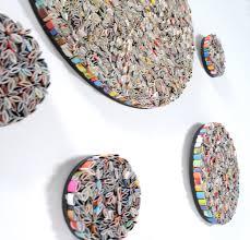 recycled paper wall art google zoeken paper crafts pinterest