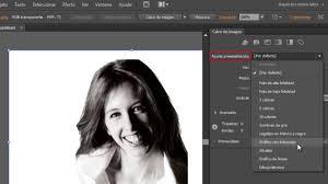 imagen blanco y negro en illustrator cómo utilizar el calco de imagen en illustrator youtube