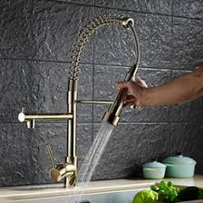 gold kitchen sink faucets online gold kitchen sink faucets for sale