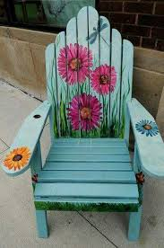 painted chairs images 112 best adiirondack chairs images on pinterest painted