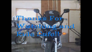 yamaha fz6 dual headlight mod how to youtube