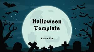 free halloween powerpoint template powerpoint tips tutorials
