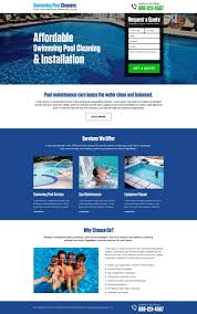 Best Swimming Pool Cleaner Best Converting Landing Page Design Buylpdesign Blog