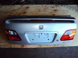 2000 honda civic spoiler jdm 1999 2000 honda civic vi rs trunk spoiler 150 00