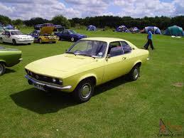 1975 opel manta opel manta car classics