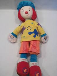 disney jojo u0027s circus talking jojo clown plush pop rocket