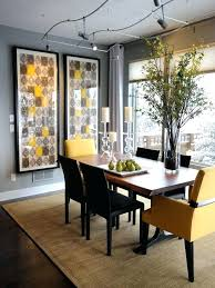 Yellow Dining Room Ideas Mustard Dining Room Extraordinary Grey And Yellow Dining Room