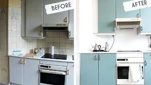 recouvrir meuble cuisine autocollant pour cuisine stickers pour carrelage salle de bain ou
