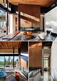 john maniscalco completes a new home surrounded by nature near