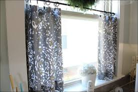 Simple Kitchen Curtains by Kitchen Kitchen Curtains At Walmart Kitchen Window Curtains