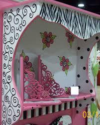 Zebra Bedroom Decorating Ideas Leopard Theme Room Pre And Tween Zebra Room Decor