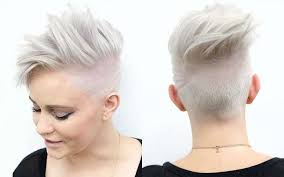 short gray haircuts for women 16 gray short hairstyles and haircuts for women 2017