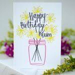 happy birthday mom card birthday cards for mother birthday