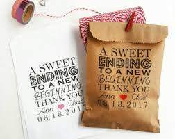 wedding favor bag wedding favor bags etsy