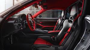 new porsche 911 interior 2018 porsche 911 gt2 rs release date price and specs roadshow
