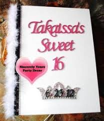 sweet 16 sign in book quinceanera sign in board sweet 16 sign in boards quinceanera
