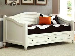 Daybed With Drawers Daybed Daybed With Bookcase Storage White Daybed With Bookcase