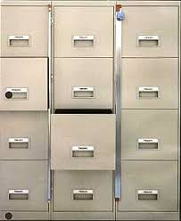 Secure Filing Cabinet File Cabinet Locking Bars Secure Files In Cabinets With One Lock