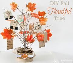 thankful tree diy family themed decor for fall