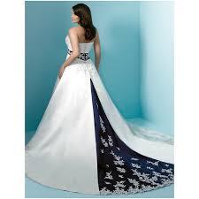 cheap plus size wedding dresses cheap plus size blue and white