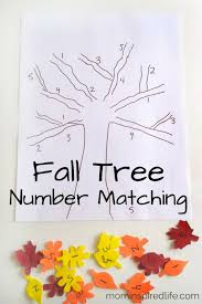 montessori tree printable 30 amazing montessori fall activities for preschool and