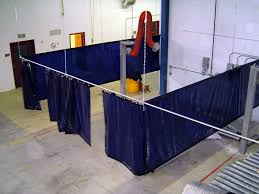 Cepro Welding Curtains Staying Safe In Workplace With Welding Curtains U2014 All Home Design