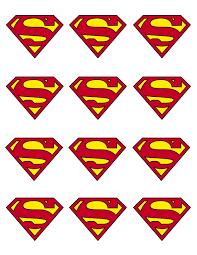 9 best images of printable superman logo superman logo template