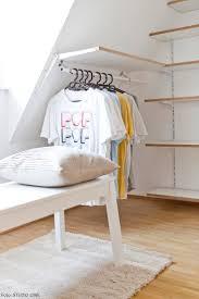 Schlafzimmer Schranksysteme Ikea Ideen Die Besten 25 Schrank Dachschrge Ideen Auf Pinterest