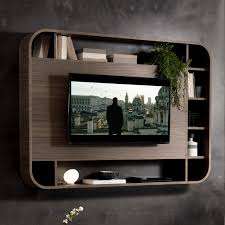 libreria tv mural tv avec bibliothèque vision arredaclick