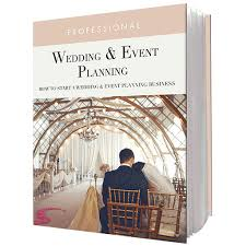 wedding planner certification online become a wedding planner