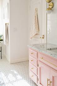 Pink Chevron Bathroom Set by Elsie U0027s Guest Bathroom Tour Before After U2013 A Beautiful Mess