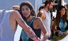home and away u0027s pia miller cosies up to co star jake ryan daily