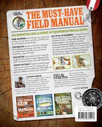 the best of the total outdoorsman 501 essential tips and tricks
