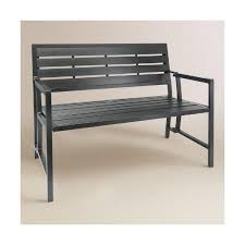 Cost Plus Outdoor Furniture Best 20 Contemporary Outdoor Benches Ideas On Pinterest