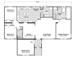 plans home the bonanza flex vr47643a manufactured home floor plan or modular