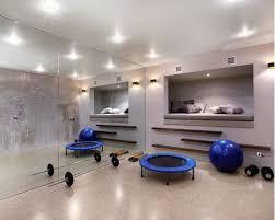 Small Home Gym Idea Home And Garden Design Ideas Workout - Home gym interior design