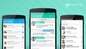 chat apps for android how to build an instant messaging chat app for android ios