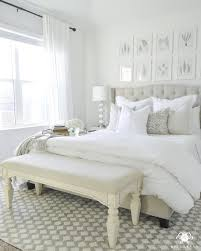spare bedroom decorating ideas bedroom white guest bedroom with pottery barn bedding and linen