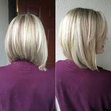 pictures of graduated long bobs 4a894c2abf93f9faaf13bb432415c16d graduated bob hairstyles blonde