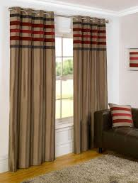 Navy Blue And White Horizontal Striped Curtains Colorful Curtains Light Red And White Striped Curtains Blue Free