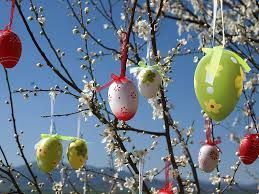 german easter decorations ostern holidays easter holidays and happy easter