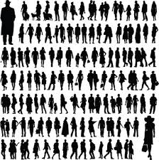 free silhouette images free vector people silhouettes free vector download 10 399 free