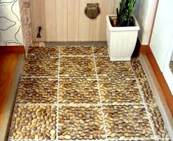 jiniy pebble floor d cor sticker flooring diy vinyl floor sheet