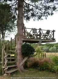 Backyard Zip Line Without Trees by Top 25 Best Outdoor Forts Ideas On Pinterest Kids House Garden